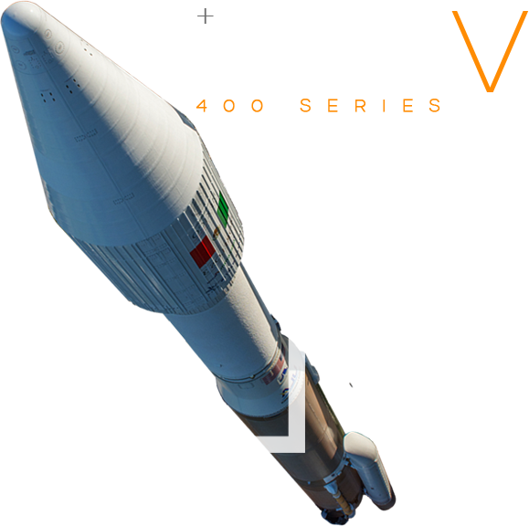 United Launch Alliance Atlas V 400 Series