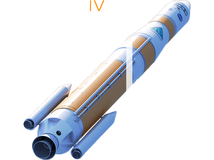 United Launch Alliance Delta IV Medium