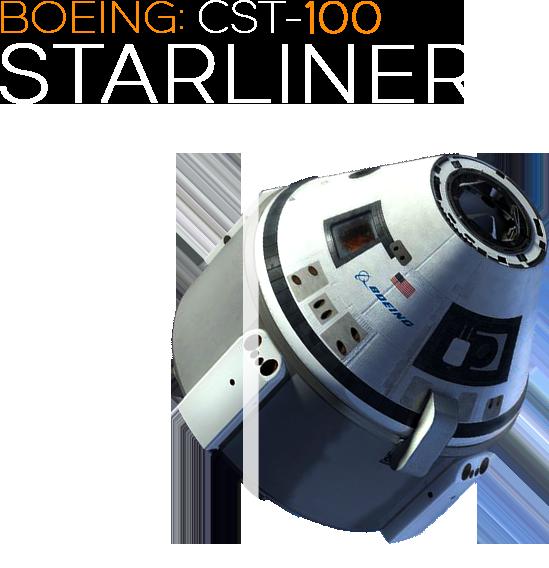 Boeing CST-100 Starliner