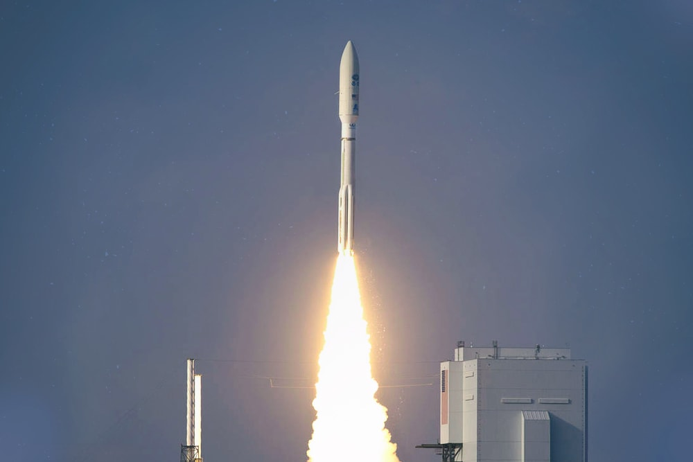 A New Space Race: Are All Rockets Launched On Florida's