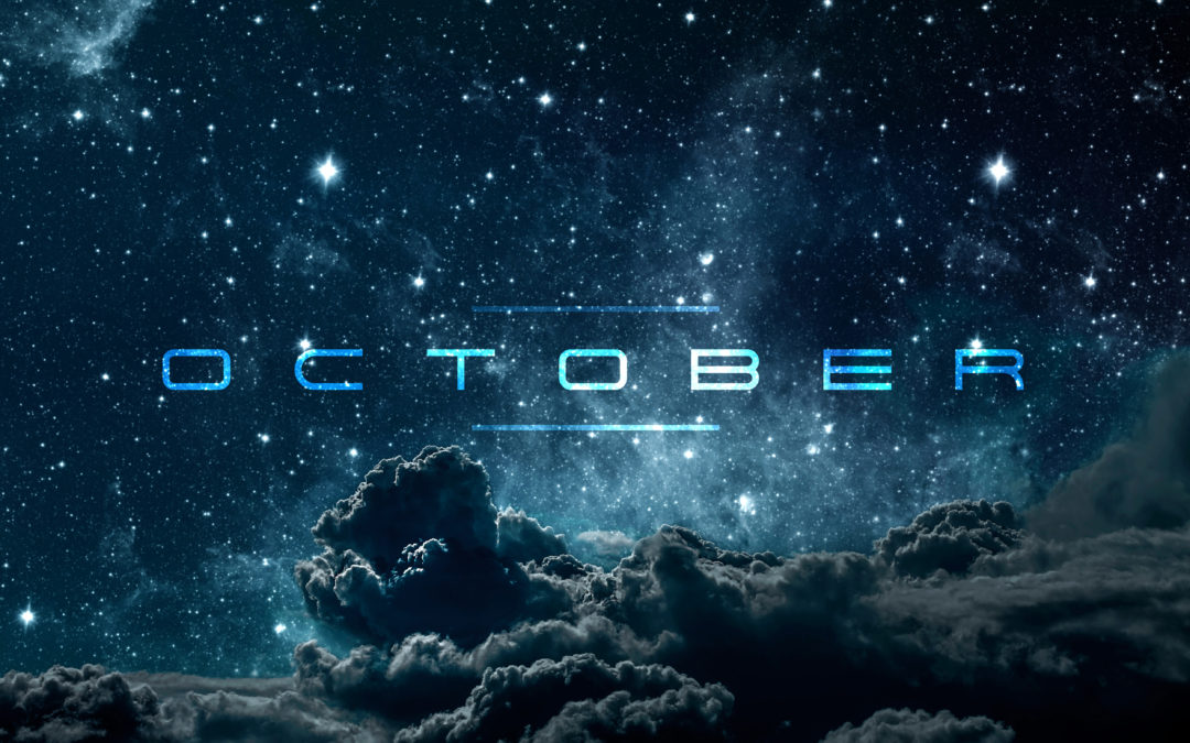 This Month in Space: October