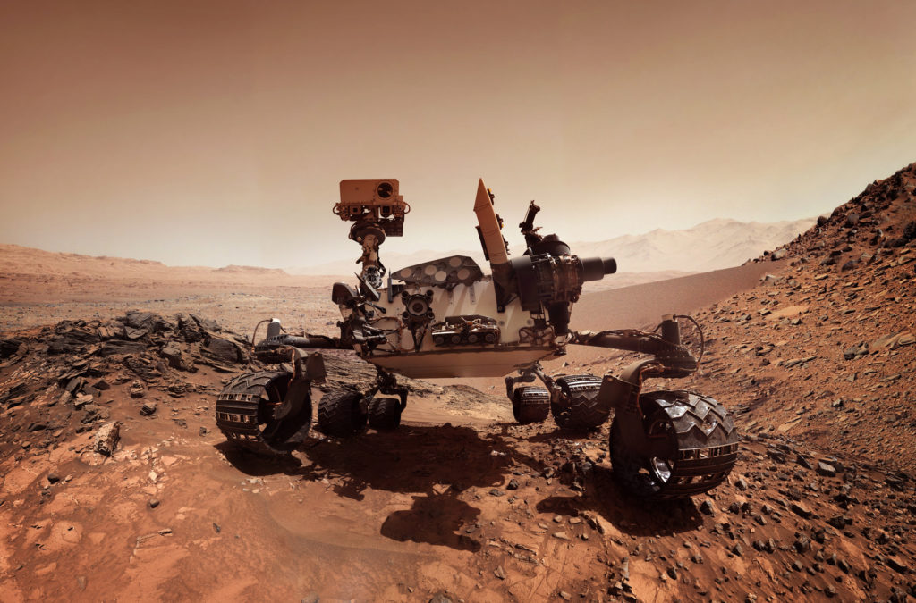 mars rover back online 2019 - photo #16