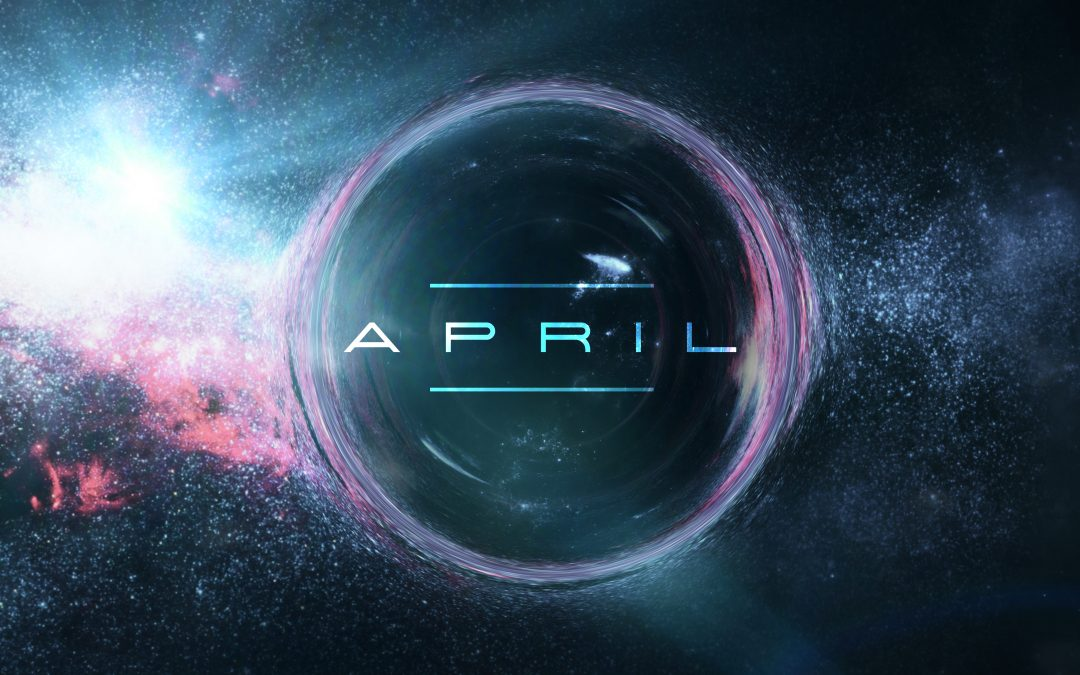 This Month in Space: April